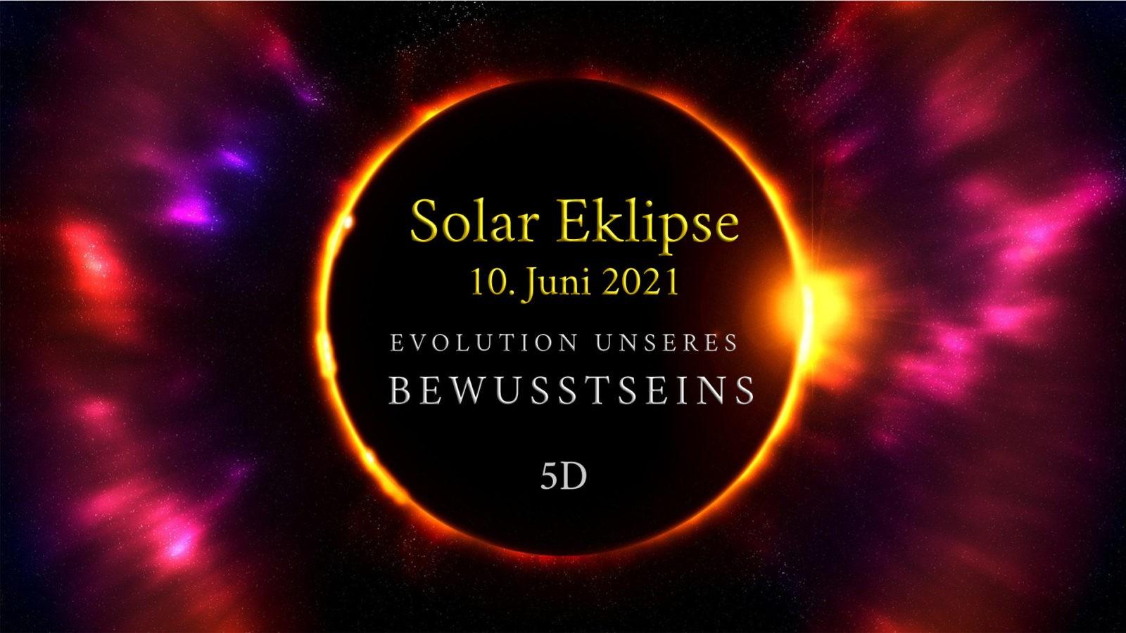 Sonnenfinsternis 10.6.2021